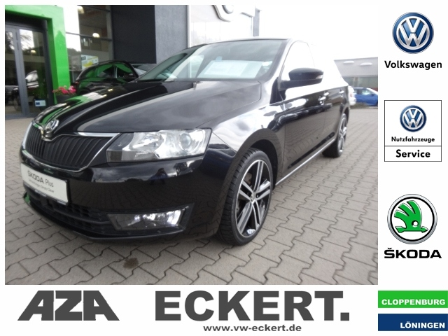 Skoda Rapid Spaceback 1.6 TDI Emotion Plus *Panorama*G