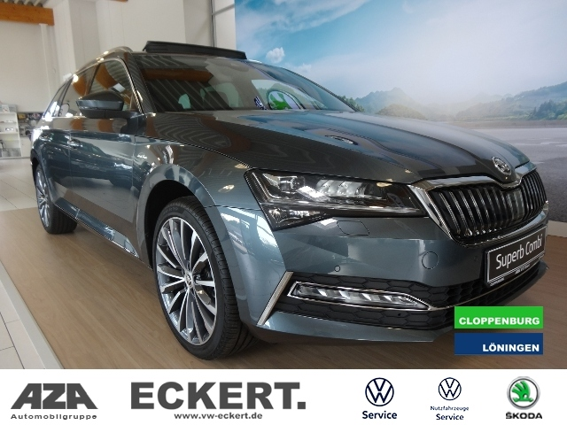 Skoda Superb Combi 2.0 TSI DSG Laurin&Klement FACELIFT