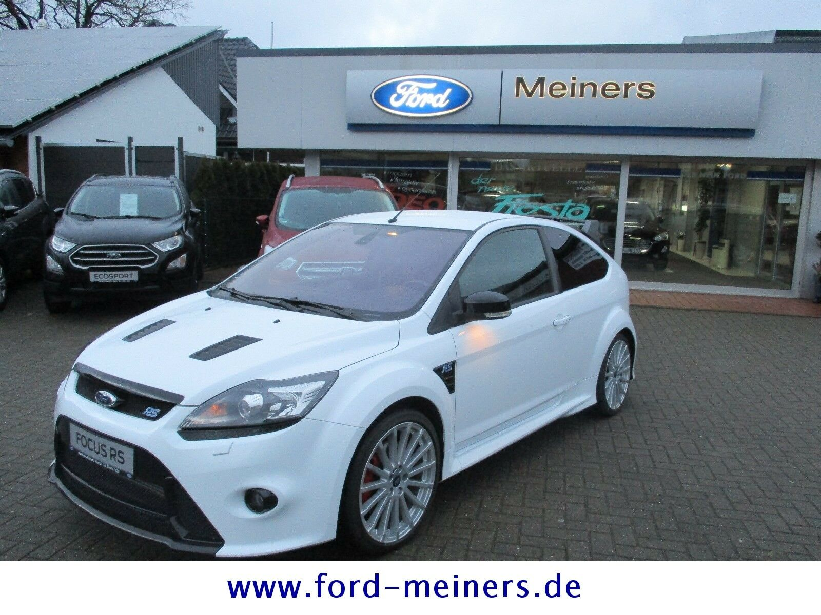FORD Focus 2,5 RS *VOLLAUSSTATTUNG* 1.HAND