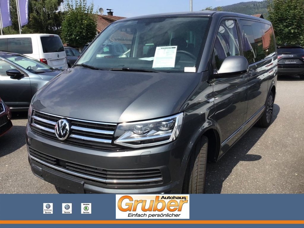 volkswagen t6 multivan 2 0 tdi dsg 4 motion highline acc. Black Bedroom Furniture Sets. Home Design Ideas
