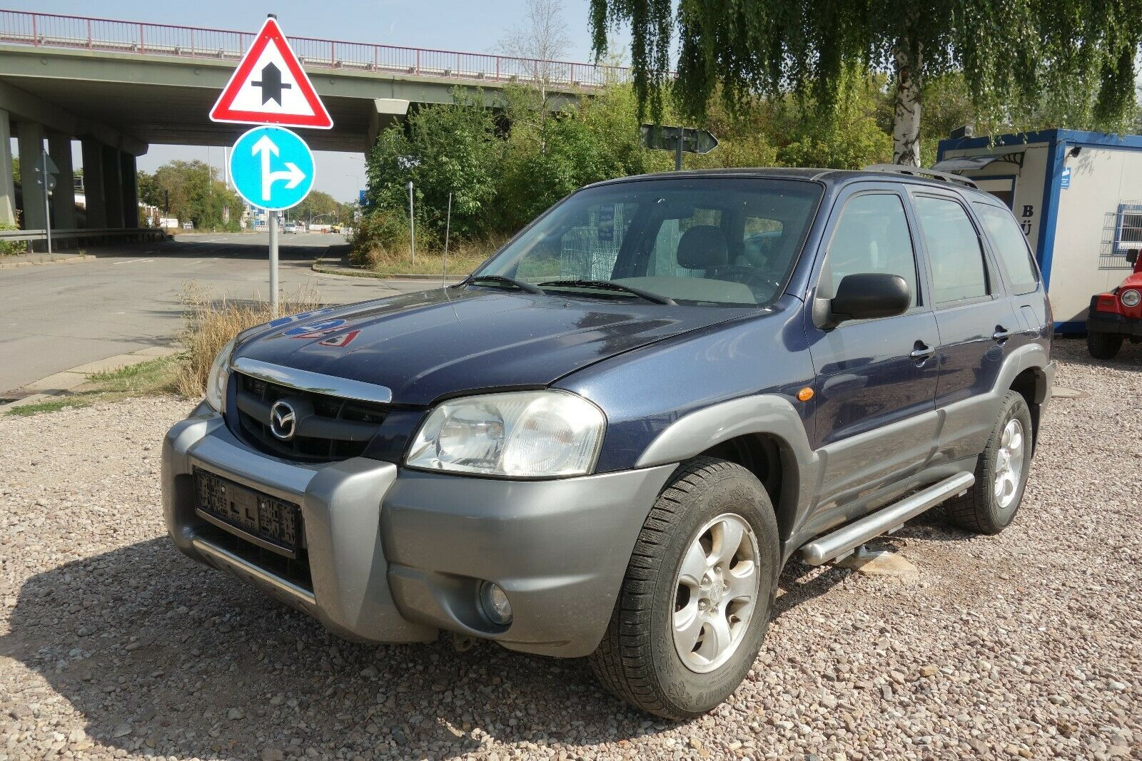 MAZDA Tribute 3.0 V6 Exclusive Autom. 4x4 KM 156000