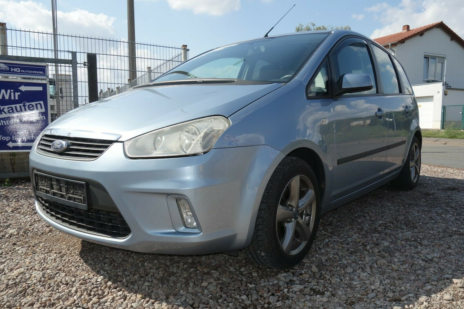 FORD C-Max Style KM123000 8-fach bereift