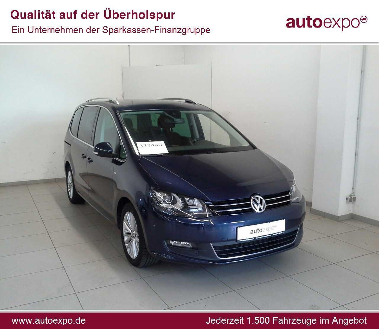 VW Sharan 2.0 TDI Cup Xenon AHK