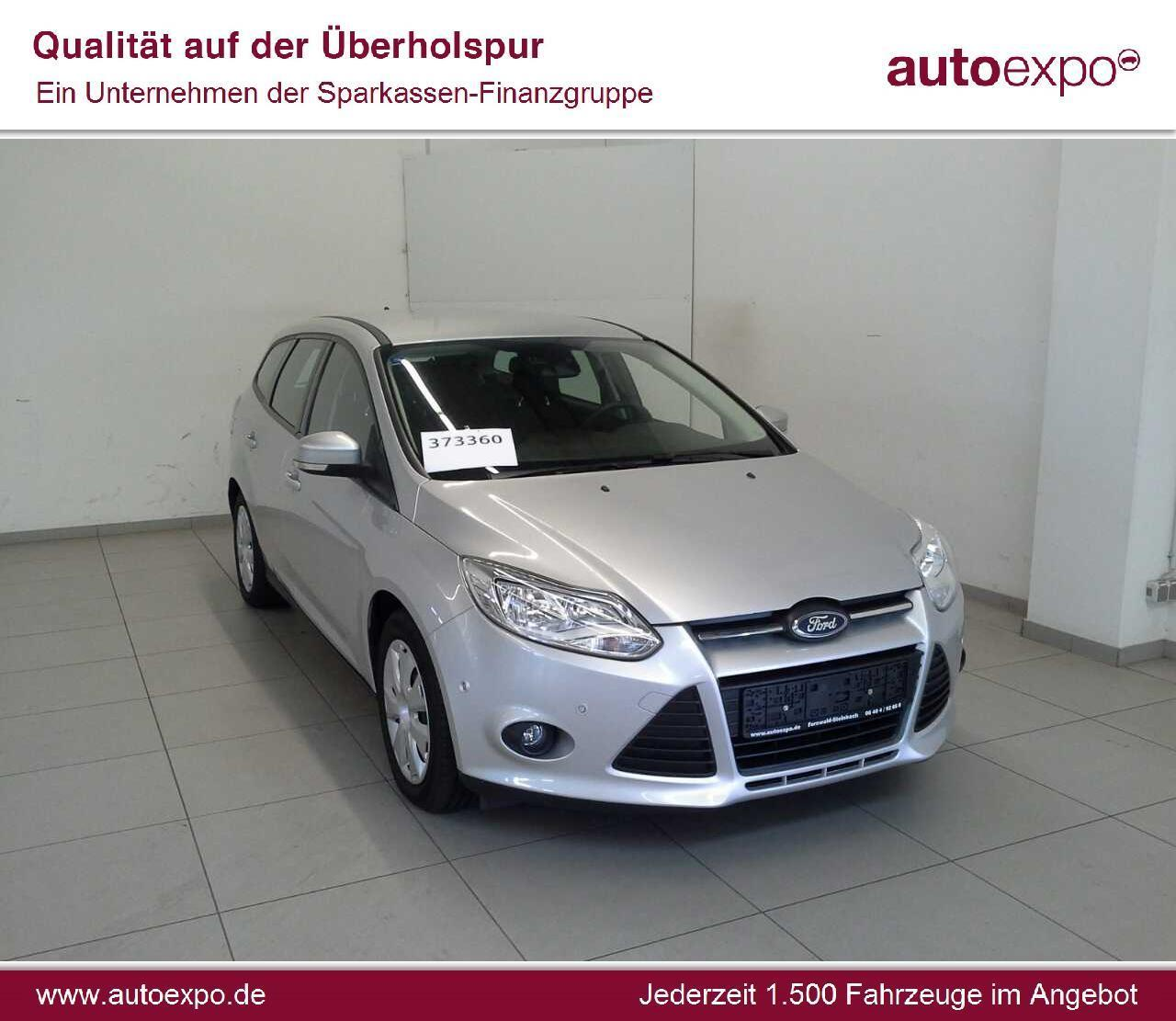 FORD Focus Turnier 1.0 EcoBoost PDC