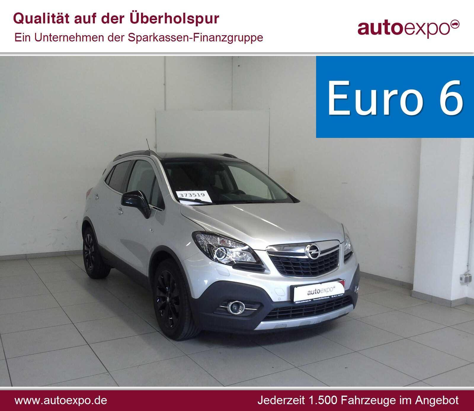 OPEL Mokka 1.6 CDTI Color In.*Navi*FelxFix