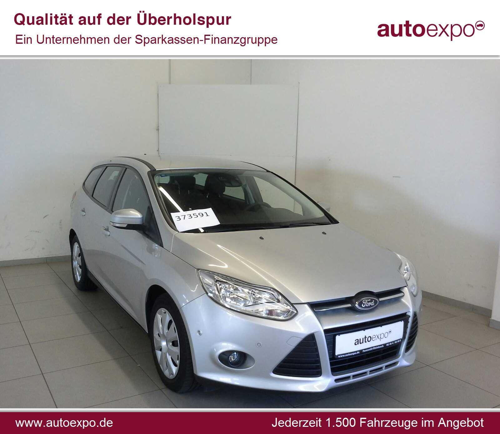 FORD Focus Turnier 1.0 EcoBoost PDC MFL