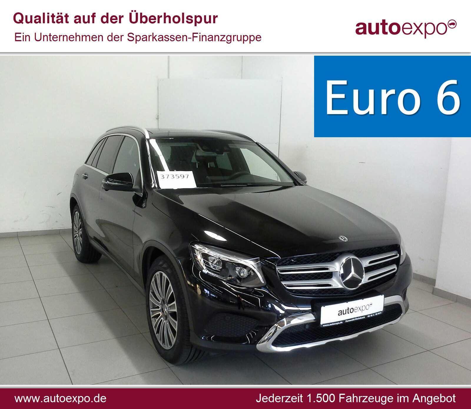 Mercedes Benz Glc 350 D 4matic 9g Tronic Exclusive Deine Autobörse