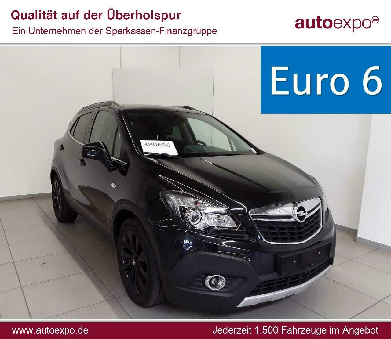OPEL Mokka 1.6 CDTI Color In.*Leder*ESD*Xen