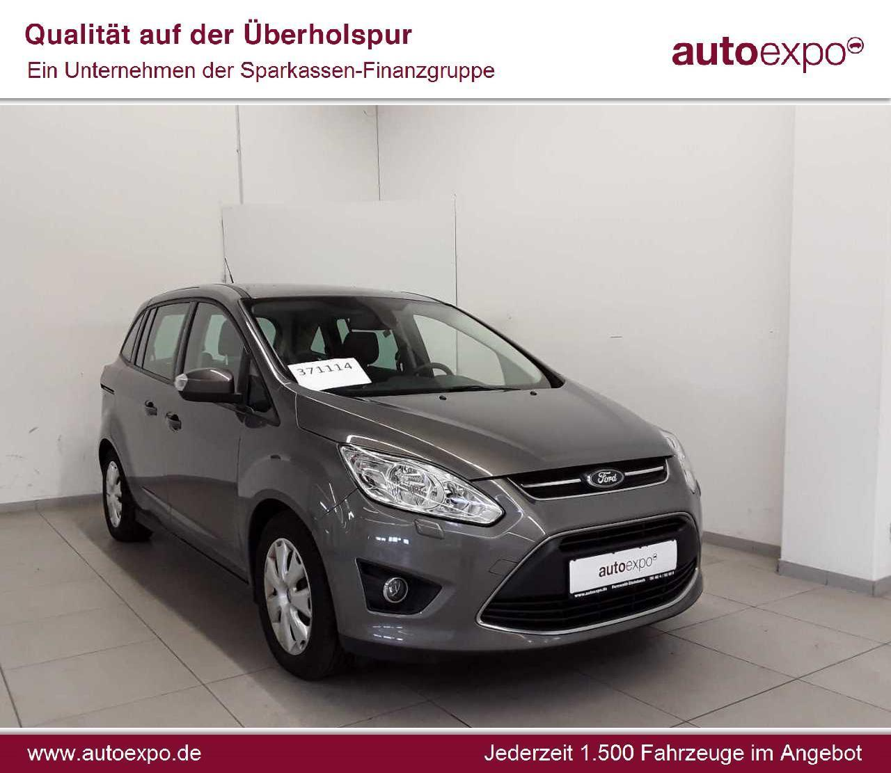 FORD Grand C-MAX 1.6 TDCi Start-Stop-System