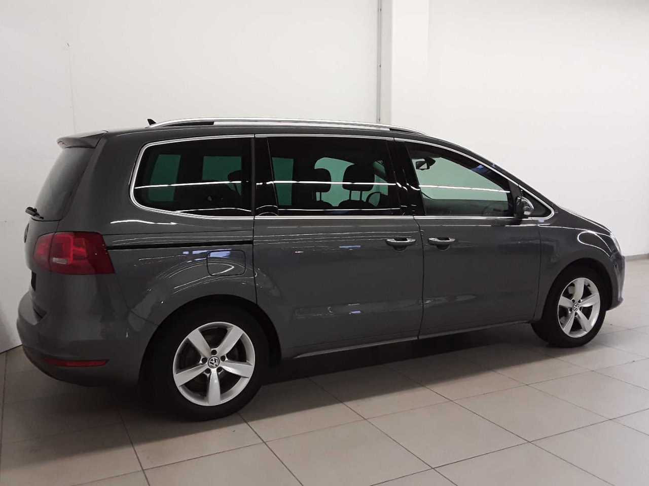 VW Sharan 2.0 TDI Highline 7 Si. *VOLL*
