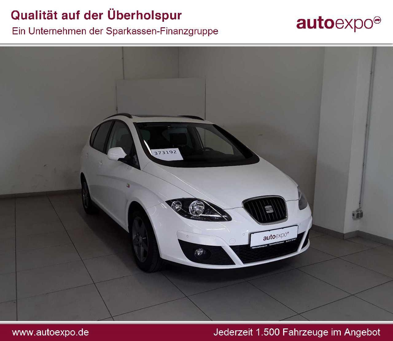 SEAT Altea XL 1.6 TDI DPF Ecomotive 4You SD