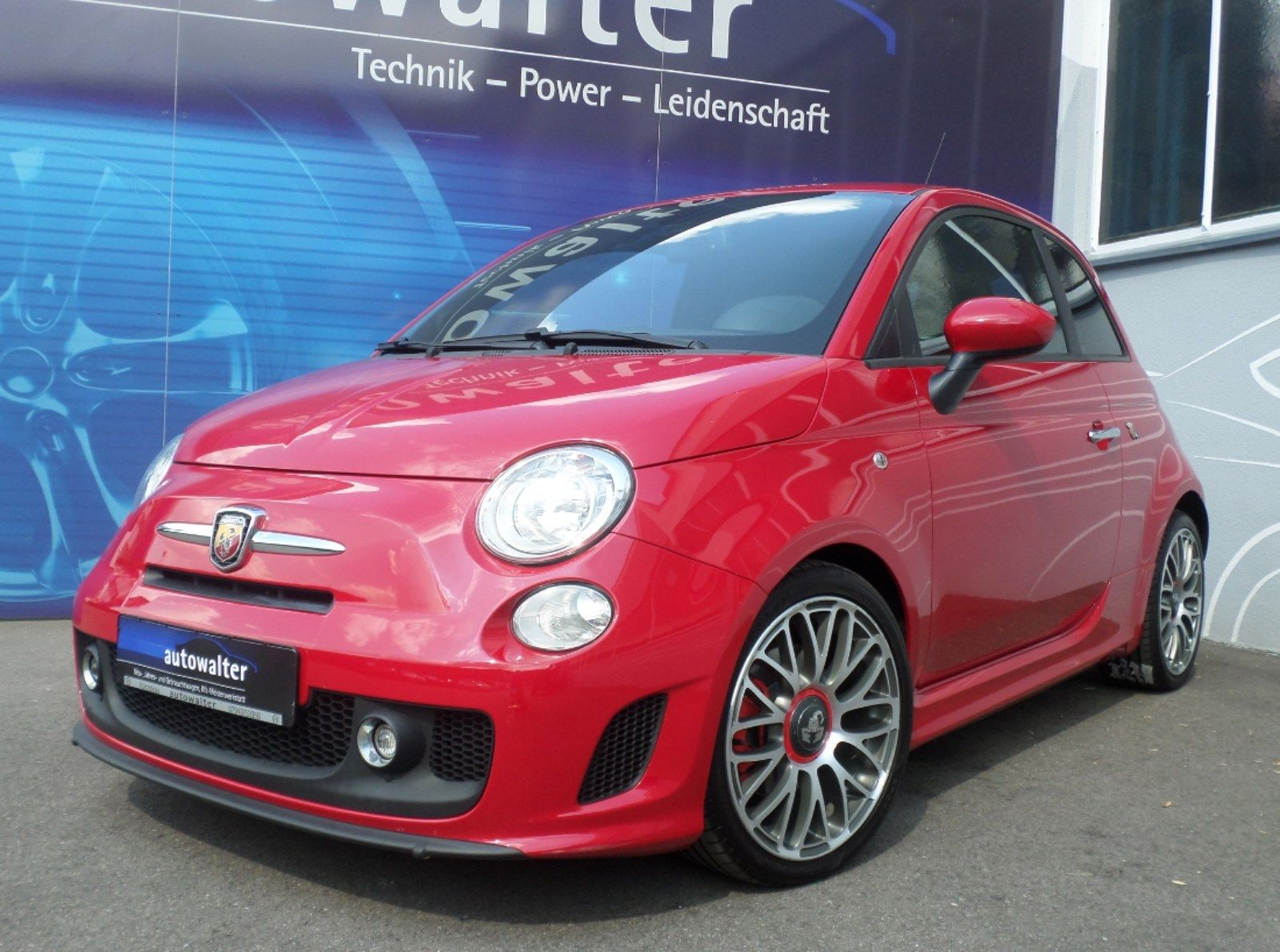 ABARTH 500 G Tech 132 kw 180 PS