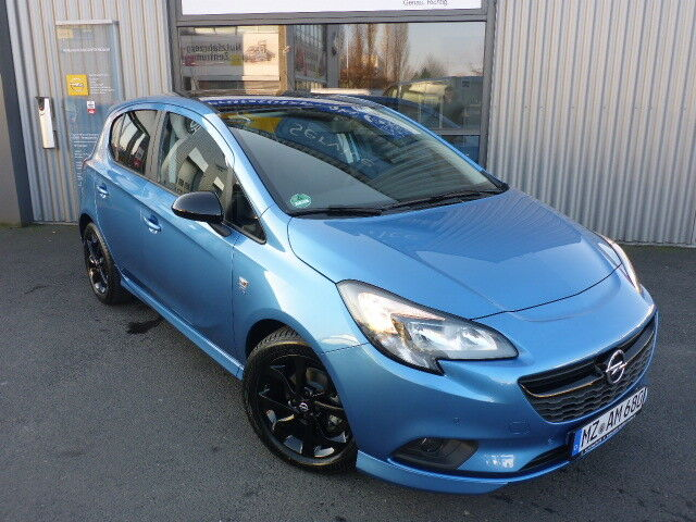OPEL Corsa E Color Edit. 1.4 66kW (90PS) OPC-Line