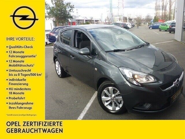 OPEL Corsa E ON 1.4 66kW (90PS) Winter-Paket, LED