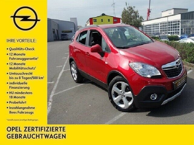 OPEL Mokka Edition ecoFlex 1.6 (115PS) PDC