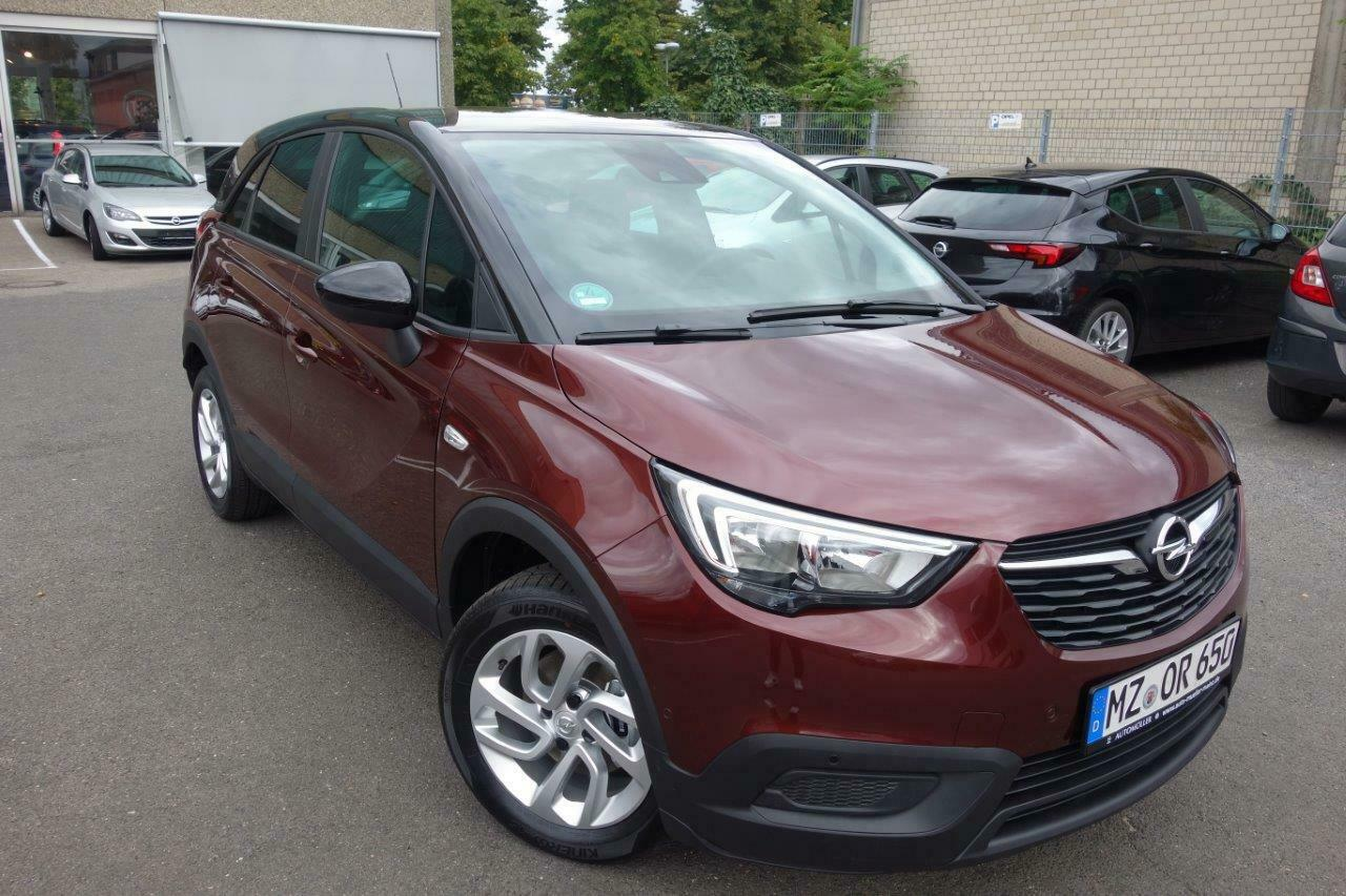 OPEL Crossland X Edit. 1.2 (110PS) RFK, WInter-Paket