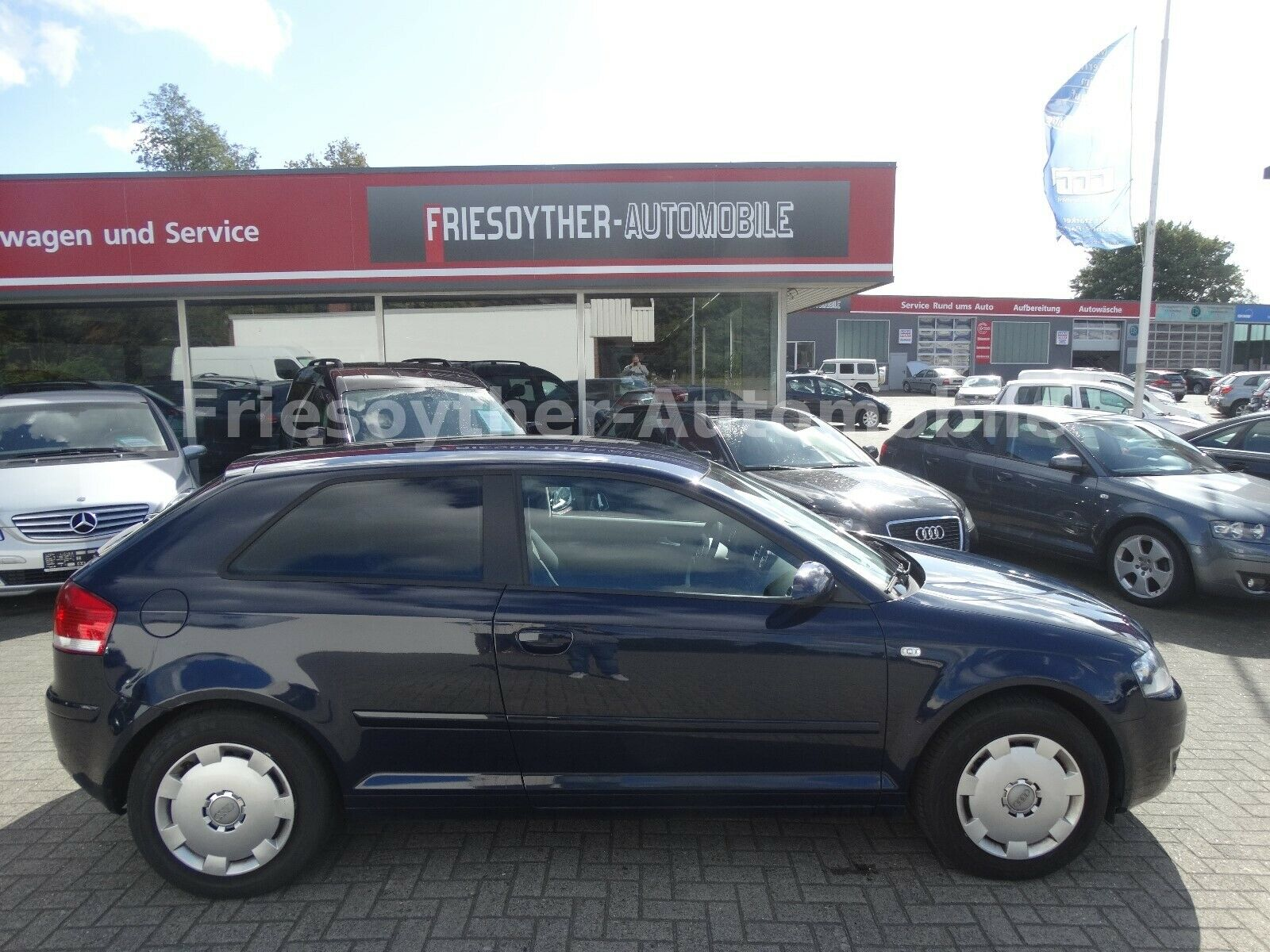 AUDI A3 1.9 TDI Attraction 1.9TDI