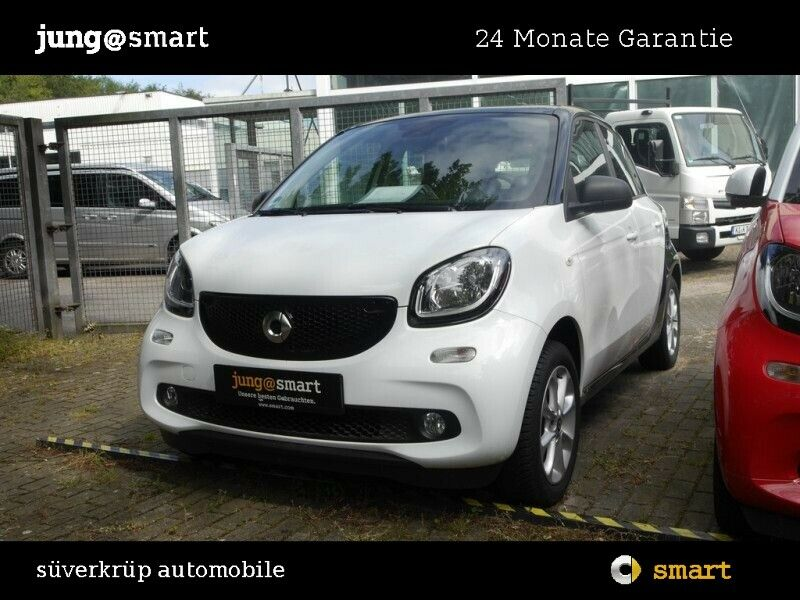 SMART forfour 66 kW turbo PANO+NAVI+SHZ+PARKHILFE+LED