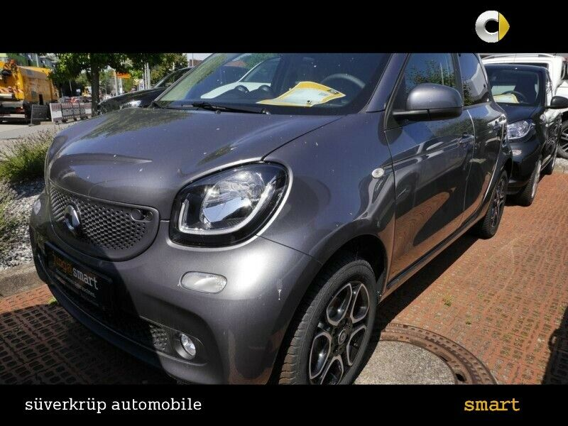 SMART forfour 52 kW Pano./Cool u. Audio