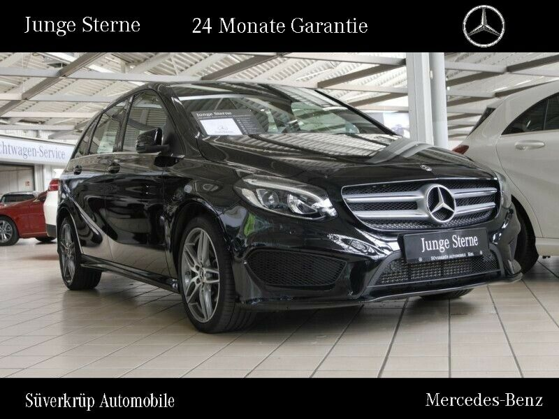MERCEDES-BENZ B 200 AMG Line Navi/LED/Panorama/SHZ/PDC/Tempoma