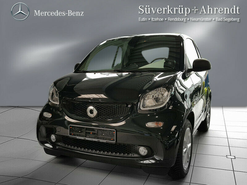 SMART fortwo coupé 52kW Pano./Cool u. Audio