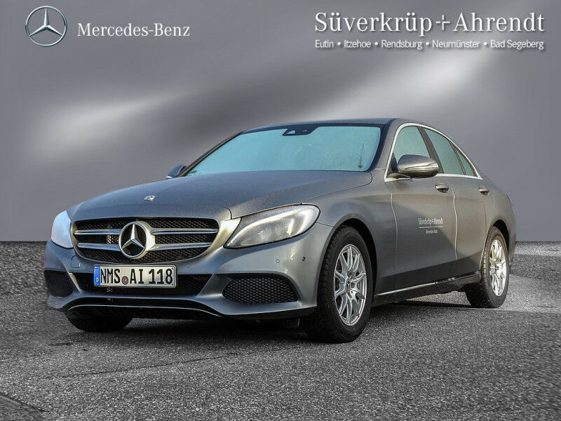 MERCEDES-BENZ C 180 Avantgarde LED/Navi/PDC