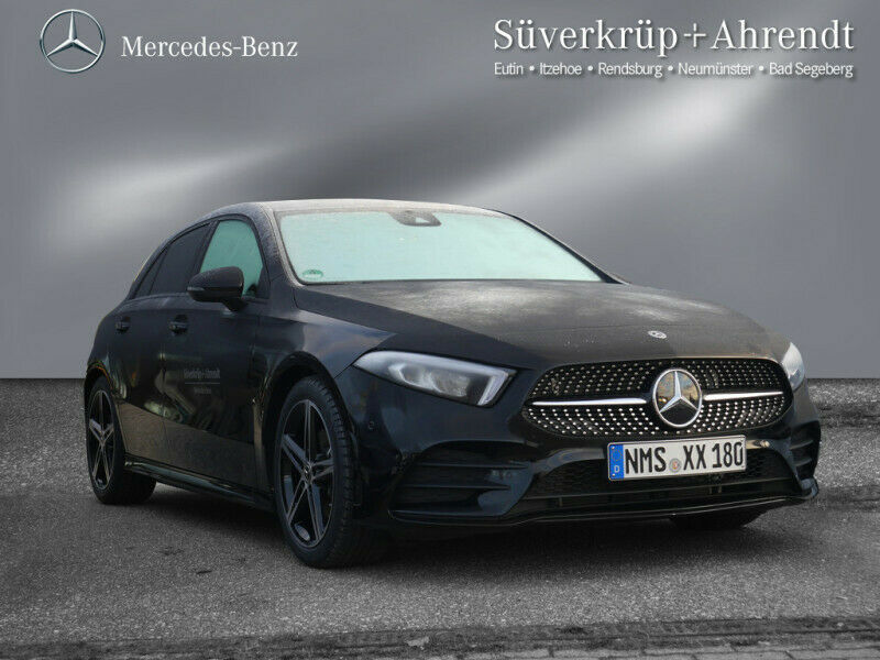 MERCEDES-BENZ A 180d AMG-LIne Night LED/Kamera/PDC