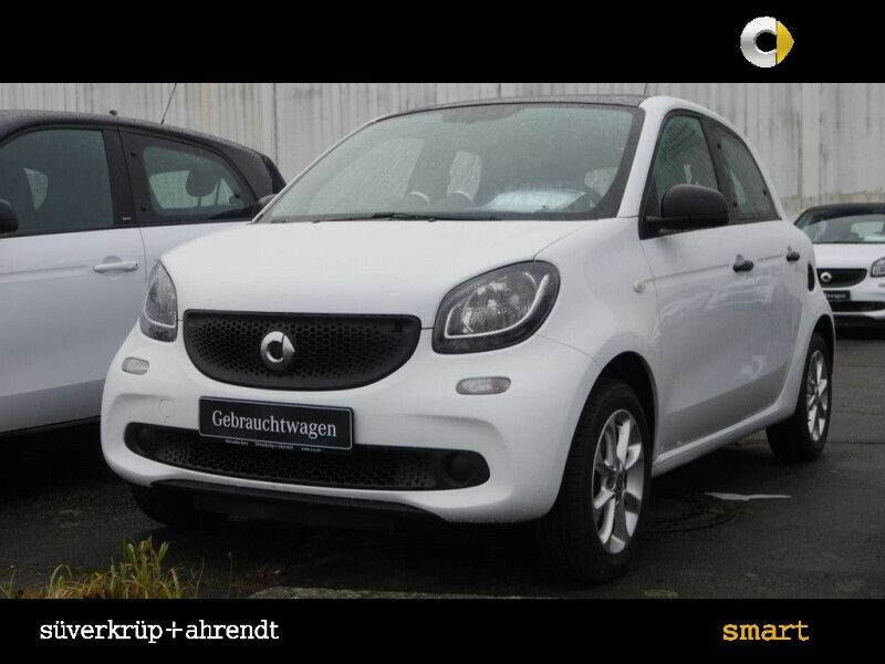 SMART smart forfour cool audio panorama tempomat Pano.