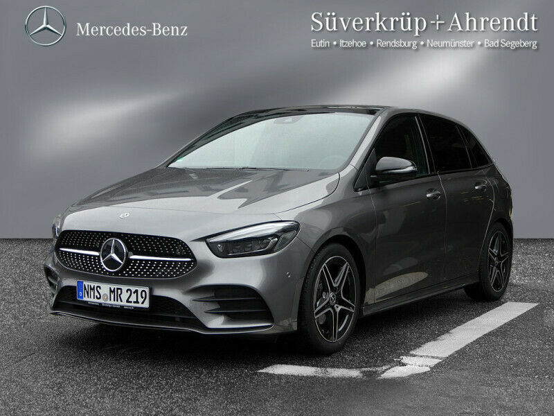 MERCEDES-BENZ B 200 AMG-Line Night Pano.-Dach/360°/LED/PDC