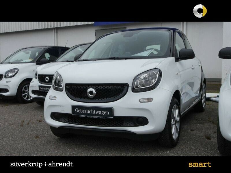 SMART smart forfour 52 kW twinamic cool audio servo Co