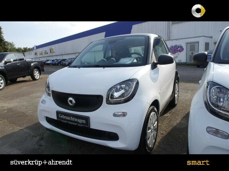 SMART smart fortwo coupé cool audio komfort tempomat