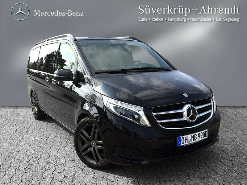 MERCEDES-BENZ V 250 d Edition lang Comand LED AHK Fahrassist.