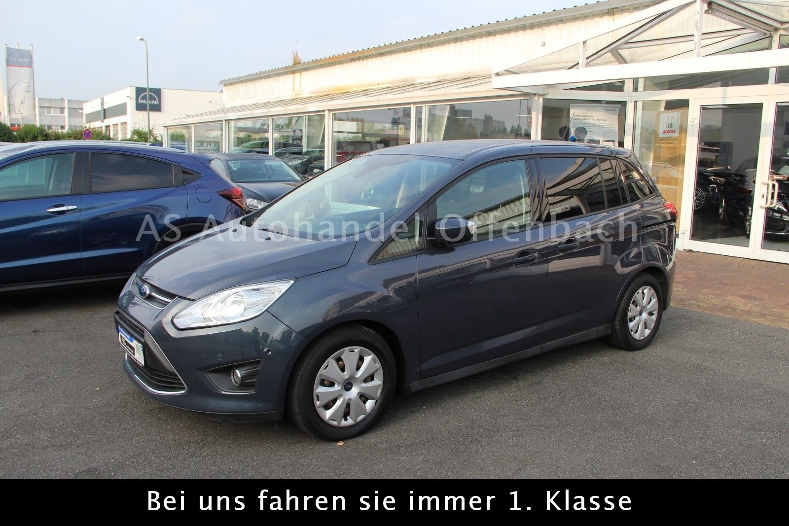 FORD Grand C-Max Business Edition Automatik 2 Schiebe