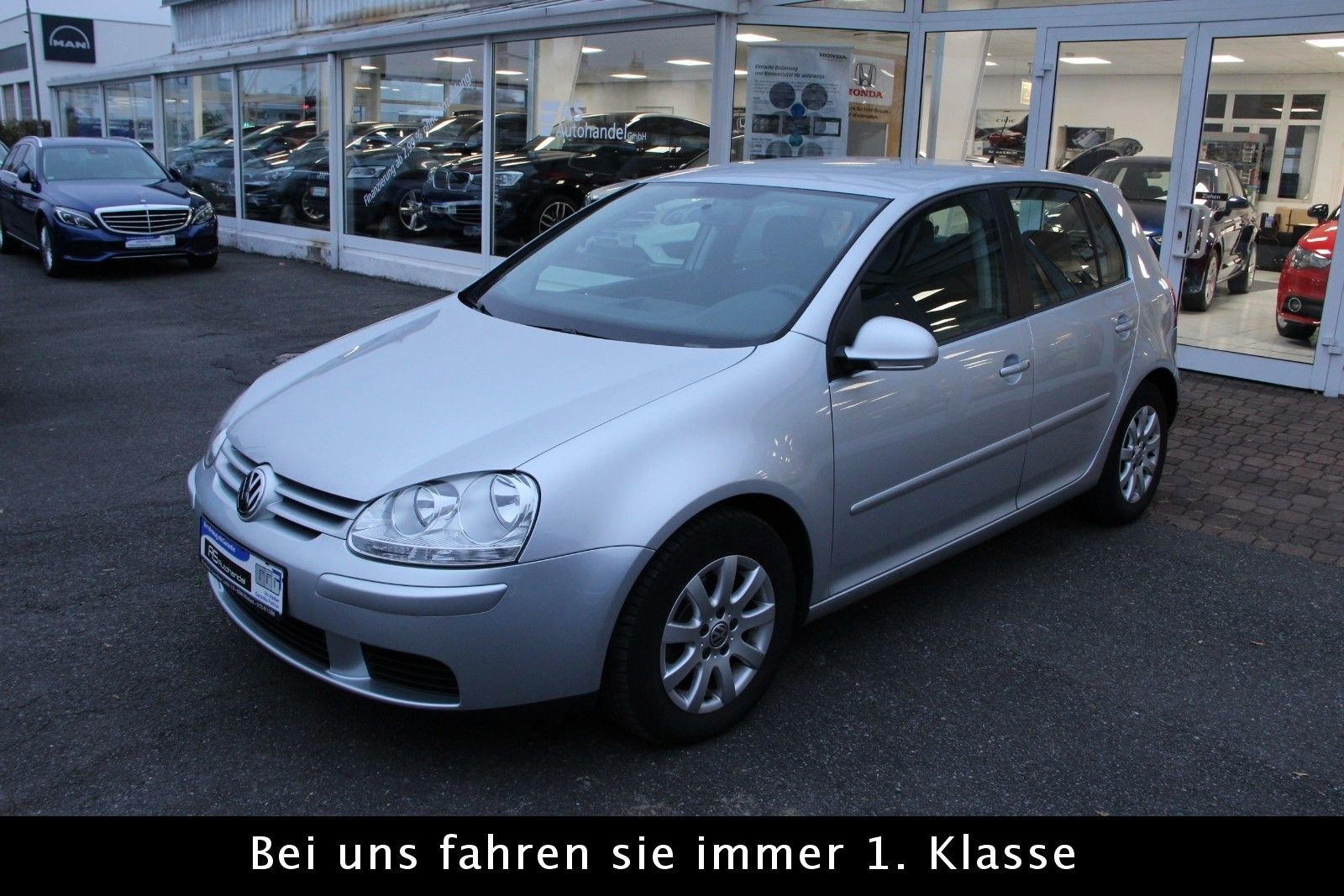 VW Golf V Lim. Comfortline