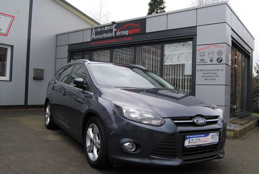 FORD Focus Turnier 1.6 EcoBoost Champions Edition
