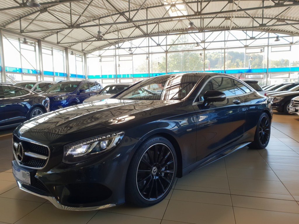 Mercedes-Benz S 500 4Matic AMG NightEdition DESIGNO ROT Pano D