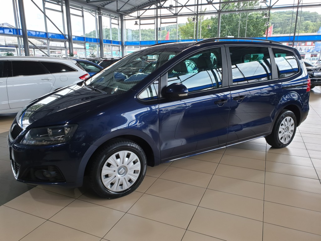 Seat Alhambra Business Paket Reference Plus Navi PDC