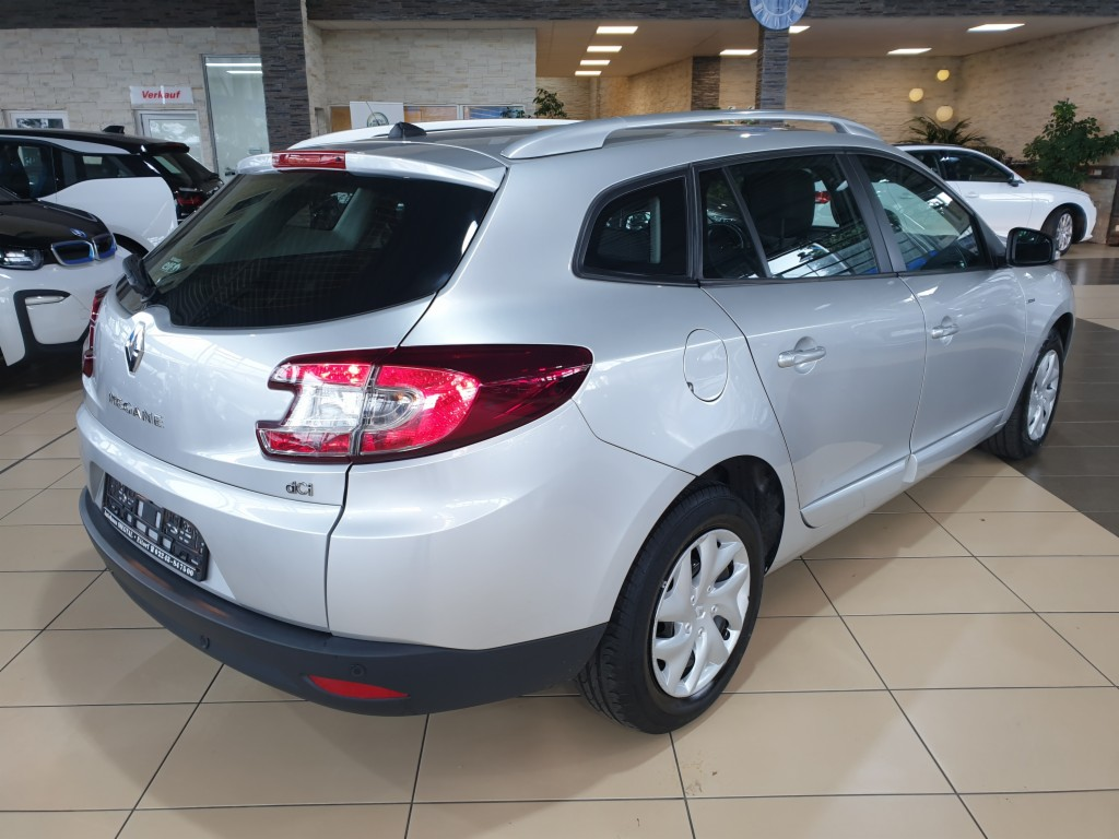 Renault Megane Business Paket LIMITED ENERGY S&S Navi I