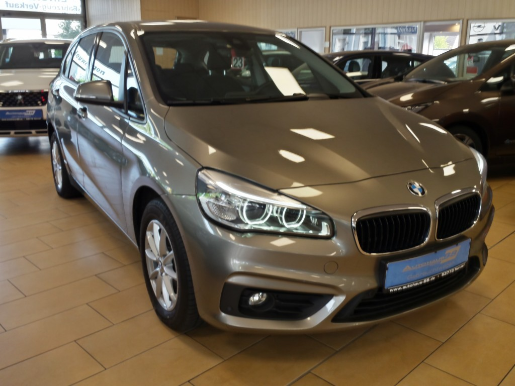 BMW 216d Active Tourer Advantage Navi LED SHZ PDC I.