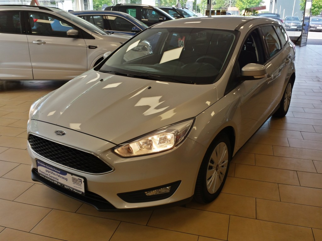 Ford Focus 1.5TDCi Business Navition Tempomat i Hand