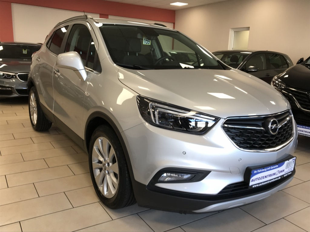 Opel Mokka 1.4 Turbo Innovation 2WD LED Navi R.Cam SH