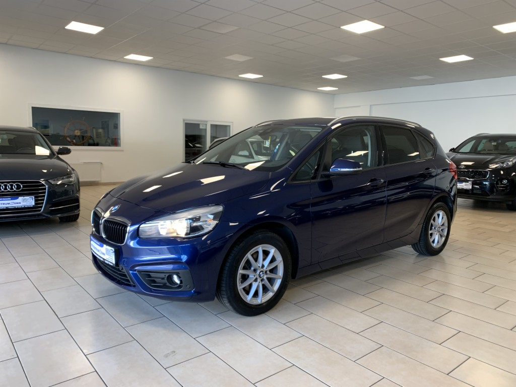 BMW 216d Active Tourer Advantage Navi Klima PDC LM16