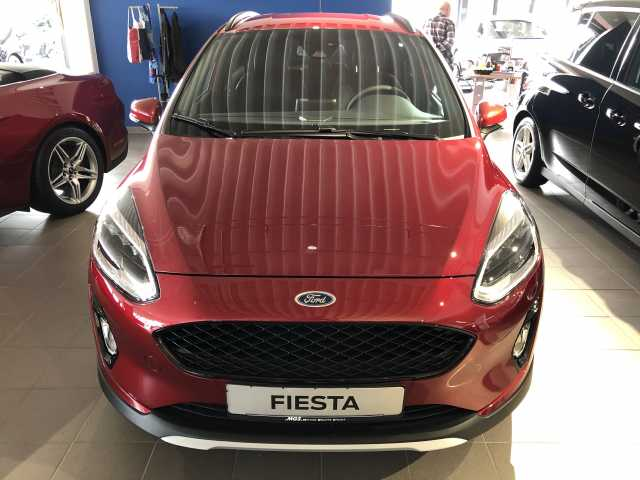 FORD Fiesta 1.0 EcoBoost S&S ACTIVE PLUS #CROSSOVER