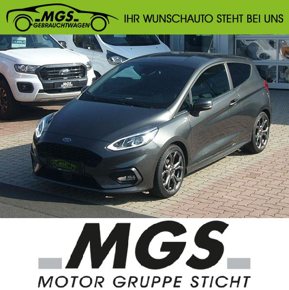 FORD Fiesta 1.0 EcoBoost S&S ST-LINE #DAB #SYNC