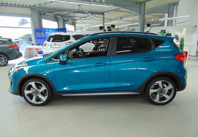 FORD Fiesta 1.0 EcoBoost S&S ACTIVE #CROSSOVER