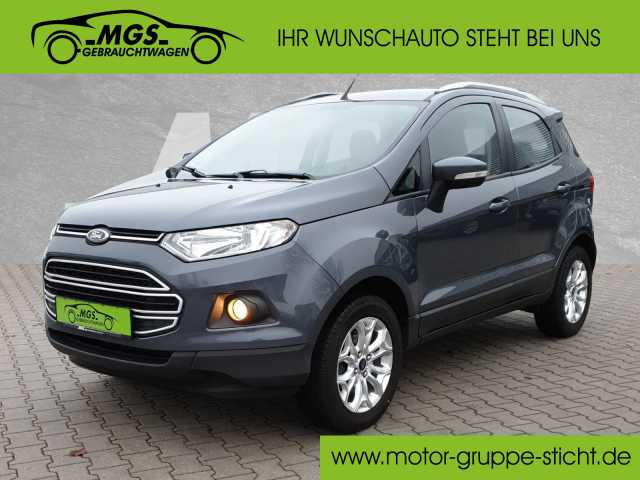 FORD ECOSPORT 1.5 Ti-VCT TREND #SHZ #PDC