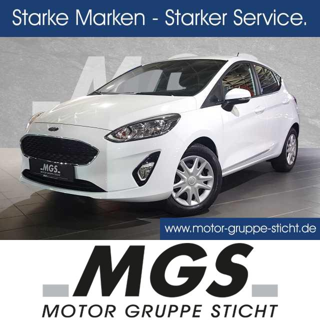 FORD Fiesta 1.0 EcoBoost COOL&CONNECT #WINTERPAKET