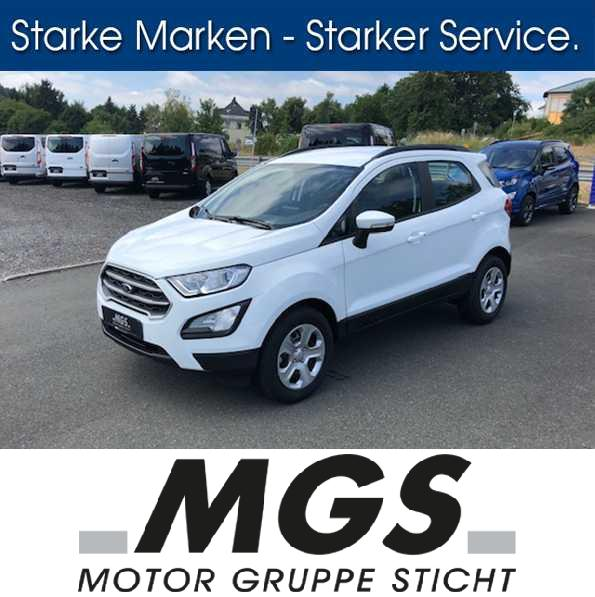 FORD EcoSport 1.0 EcoBoost Cool&Connect #WINTERPAKET