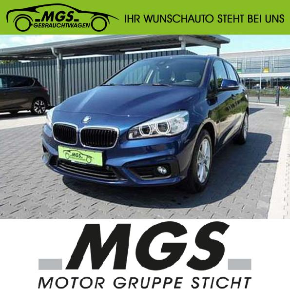 BMW 218i Active Tourer 1.5L Basis #NAVI #LED