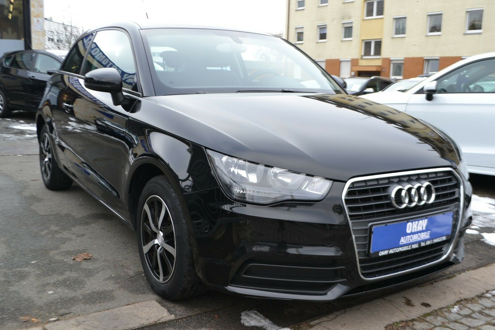 AUDI A1 Attraction / SHZ / KLIMA / TOP ZUSTAND